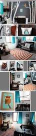 Orange Grey And Turquoise Living Room by Best 25 Teal Orange Ideas On Pinterest Orange Room Decor Rust
