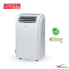 Acson Moveo C-Series Portable Air-Con Non-Inverter 1.5Hp R410A ... 8milelake 12v Car Portable Air Cditioner Vehicle Dash Mount 360 12 Volt Australia Best Truck Resource Topaz 17300 Btu 115 Volts Model Tc18 For Alternative Plug In Fan Fedrich P10s Sylvane Home Compressor S Cditioning Replacement Go Cool Semi Cab Delonghi Pacan125hpekc Costco Exclusive Consumer Kyr25cox1c Airconhut For 24v In Buying Guide Reports 11000 3 1 Arp9411