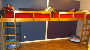 loft beds trendy homemade loft bed images cool bedroom diy
