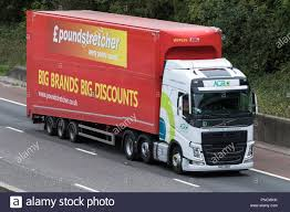 100 Logistics Trucking Poundstretcher Big Brands Volvo HGV Heavy Goods Lorries Trucks