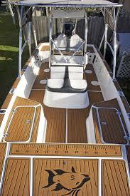 Non Skid Boat Deck Pads by Seadek On The Spearing Baykat Seadek Marine Products