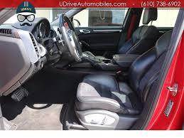 Porsche Cayenne Floor Mats 2013 by 2013 Porsche Cayenne Gts 1 Owner Carmine Red Inter Pkg Carbon
