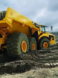 100 Articulating Dump Truck Volvo Construction Equipment FSeries Articulated S In