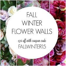 15% Off Fall & Winter Flower Walls - The Flower Wall Company 15 Off Pickup Flowers Coupon Promo Discount Codes 2019 Avas Code The Bouqs Flash Sale Save 20 Last Day Hello Subscription Pughs Flowers Coupon Code Diesel 2018 Calamo Ftd Off Flower Muse Coupons Promo Discount November Universal Studios Dangwa Florist Manila Philippines Valentine Discounts Codes Angie Runs Florist January 20 Ilovebargain