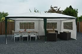 tonnelle pavilion tente de réception 600 x 300 cm 6 x 3 m