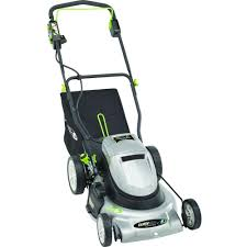 Earthwise 20 in Rechargeable Cordless Battery Walk Behind
