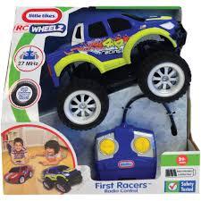 100 Rc Model Trucks Little Tikes RC Wheelz First Racers Radio Controlled Truck Walmartcom