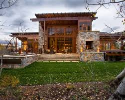 Rustic Style House Designs A Fascinating Home