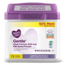 Parent s Choice Gentle Infant Formula 33 2 oz Walmart