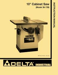delta 10 inch table saw manual home table decoration