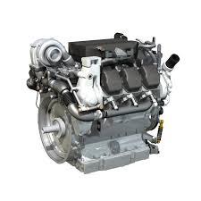 100 Diesel Truck Engines Turbo 6cylinder Engine 3D Model