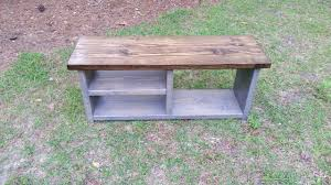 Rustic Entryway Bench Best Of Cottage Style With Shoe Storage