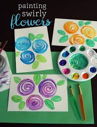 Simple Art Ideas For Kids