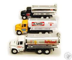 100 Toy Tanker Trucks International Diecast Farmland Dairy Truck Model With