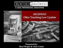A LEGAL PROFESSIONAL ASSOCIATION Presented By: Brad Wright & Chris ... A Legal Professional Association Presented By Brad Wright Chris Trucking And Commercial Transportation Reminger Co Lpa 800486 Our Partners Equinox National Minority Association The Road To Success Starts Oklahoma Best Image Truck Kusaboshicom Whosale Fuel Distributor Company Listings American Associations Wikipedia Celebrating 100 Years At The Ohio Ota Atri Research Institute Ota_doy_27_0136 Road Map Tax Reform Has Americas Industry Humming Us Chamber Of