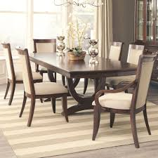 100 6 Chairs For Dining Room FORMAL DARK COGNAC DINING TABLE CHAIRS DINING ROOM FURNITURE SET