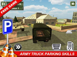 100 Truck Parking Games Army Driving Simulator App Ranking And Store