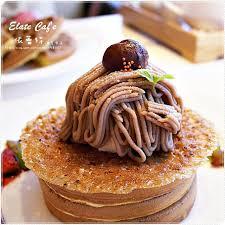 cuisine mont馥 台南安平區 elate café依蕾特咖啡 美味又舒適的下午茶時光 棠米子的