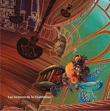 les lectures de la diablotine la lanterne magique d gaëlle