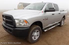 100 2013 Dodge Ram Truck 3500HD Crew Cab Pickup Truck Item DF2908