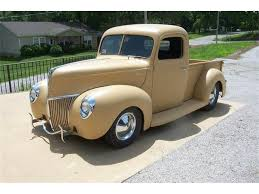 1940 Ford F100 For Sale | ClassicCars.com | CC-860386 1940 Ford Pickup Streetside Classics The Nations Trusted Amazoncom Motormax Whosale 1937 Truck Green 124 12 Ton Volo Auto Museum 368 Best Ford Trucks Images On Pinterest Classic Trucks Deluxe Custom Stock A112 For Sale Near Cornelius Nc Autolirate V8 1ton Pickup Blue Hill Maine 351940 Car 351941 Archives Total Cost Involved Model Vehicles Cars Trucks Convertibles Civilian Precision Hot Rod Rat Street Bagged Chopped F100 Sale Classiccarscom Cc0386 1941 Pick Up Youtube Wheels