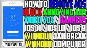How To Remove Block Ads FREE iOS 10 10 3 & iOS 11 NO