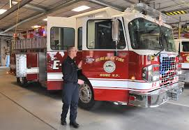 100 Black Fire Truck New Truck For Rome Department Rome Daily Sentinel