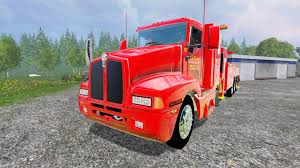 Kenworth T600B [tow Truck] For Farming Simulator 2015