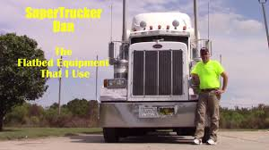 18 My Flatbed Equipment The Life Of An Owner Operator Flatbed Truck ...