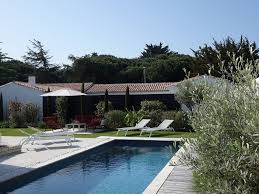 100 Villa Architect With Heated Pool Fully Rehabilitated By Architect Le BoisPlageenR