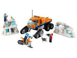 100 Scout Truck Arctic 60194 City LEGO Shop