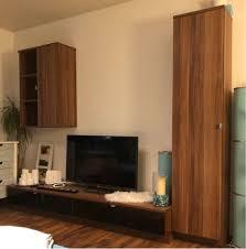 wohnzimmer möbel schwarz nussbaum in köln worringen ebay