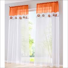 Teal And Brown Curtains Walmart by Kitchen Orange And White Curtains Orange And Brown Curtains