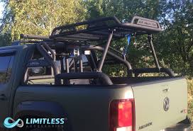 100 Roll Bar For Truck OffRoad Limitless OffRoad Limitless ROCKY OffRoad Rollbar