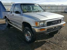 Salvage 1989 Toyota PICKUP 1/2 Truck For Sale 1990 Toyota Pickup Dlx 4wd Deutuapalmundo 1989 Single Cab Pickup For Sale Is There A New Hilux Coming In Stolen Truck Found In Woods Off Mountain Loop Highway Heraldnetcom Lost Rebels 4x4 Youtube 891995 Red Clear Led Brake Tail Lights 1991 The Next Big Thing Collector Vehicles Trucks 8995 Bulge Duraflex Body Kit Front Fenders 108878 198995 Truck Xtracab 4wd 198895 Dx For Stkr5703 Augator Sacramento Ca West Tn Survivor Clean Low Miles California Info Overview Cargurus Bushwacker Extafender Flares