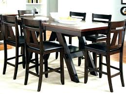 Rustic Pub Tables Sets Table Modern High Top Dining Room Reclaimed Wood Communal Set Bistro