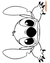 Download Coloring Pages Stitch Lilo And Printable Disney Book