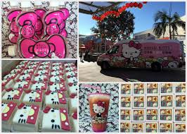 100 Truck San Francisco Hello Kitty Cafe West Appearance In The Bay