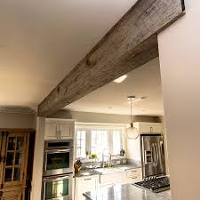 100 Beams In Ceiling Mantle Shelves Made From Reclaimed Wood
