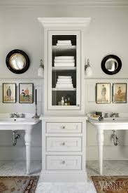 bathroom sophisticated glacier bay pedestal white double sink