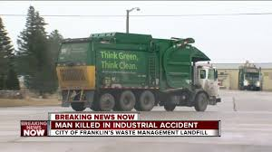 100 Garbage Truck Accident 66yearold Man Killed In Dump Truck Rollover Accident At Waste