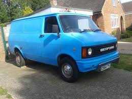 Bedford CF2 Van: Ebay: Bedford CF2