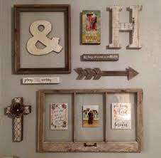 Rustic Wall Collage My Own Home Worked On This In Jaxonus Room Evening Making It