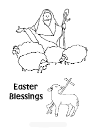 Great Religious Easter Coloring Pages Cool Gallery Color Book Ideas