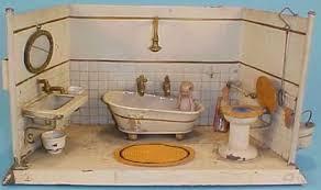 spielzeug neu badezimmer mit badewanne mit dusche becken und