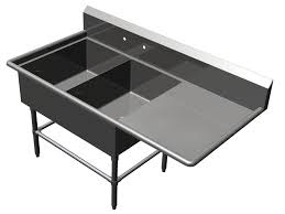 laundry room sink with drainboard boos commercial bakery sinks nsf approved