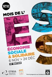 chambre r馮ionale de l 馗onomie sociale et solidaire le mois de l ess à bordeaux du 6 novembre au 24 décembre bxéco