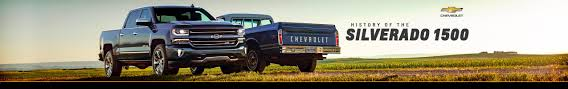 History Of The Chevrolet Silverado 1500 | Hammer Chevrolet
