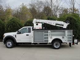 100 F550 Truck 2018FordWorkReadyJEC21360 Ace Body