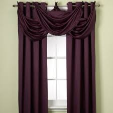 Bed Bath And Beyond Curtains And Valances by Buy Plum Valances From Bed Bath U0026 Beyond